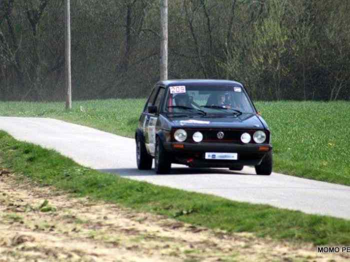 Golf 1 gti 8s VHC 1981 groupe 2 1