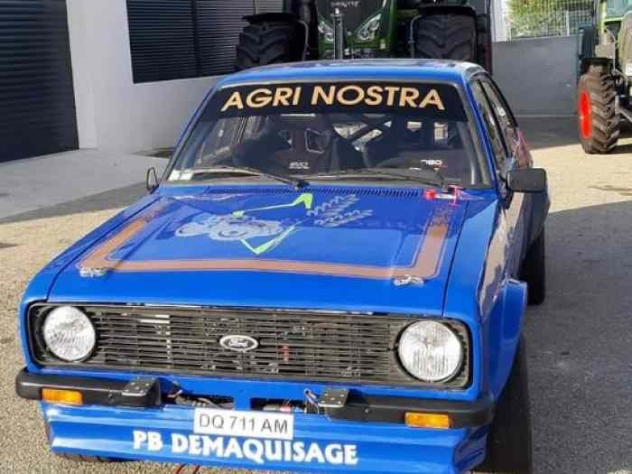 Vends Ford Escort GRP 4