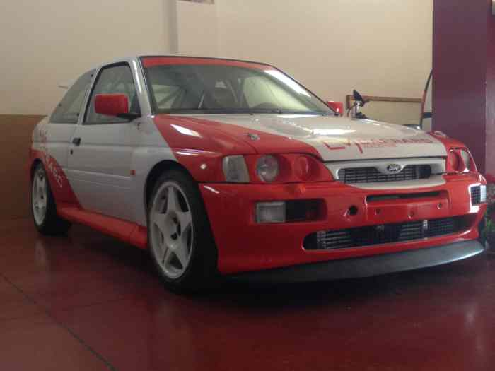 Ford escort cosworth 0