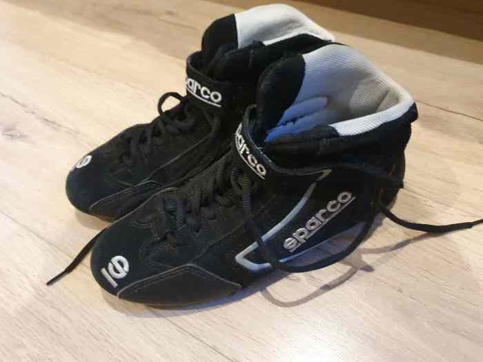 chaussure Sparco taille 38