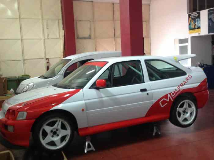 Ford escort cosworth 2