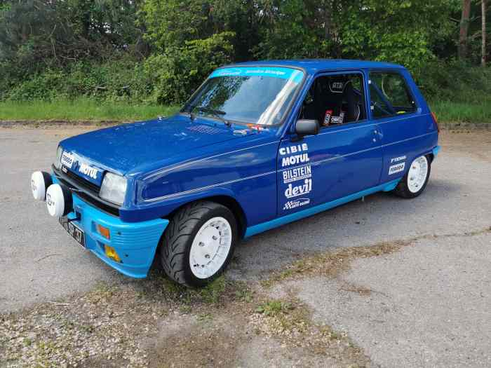 R5 alpine turbo VHC - VHRS