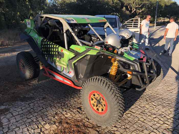 CAN AM MAVERICK X3 BAJA