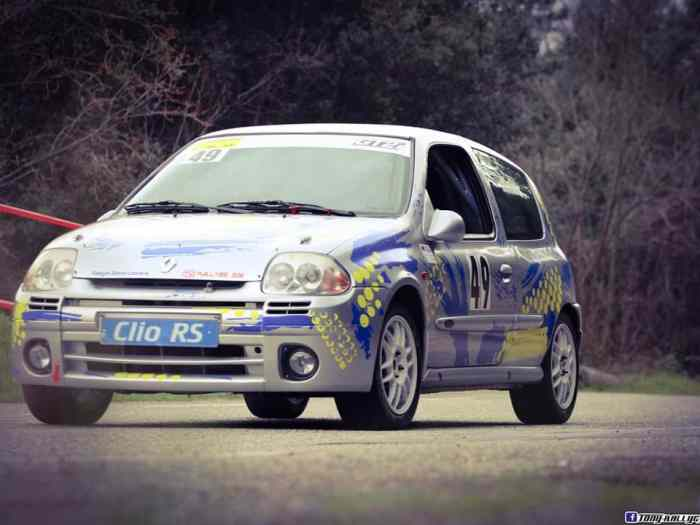 Renault Clio RS1 N3