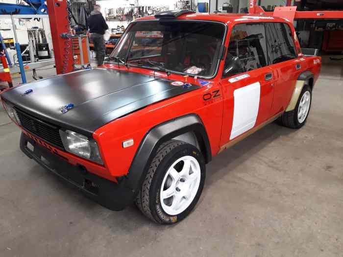 Lada Vfts Kit-car