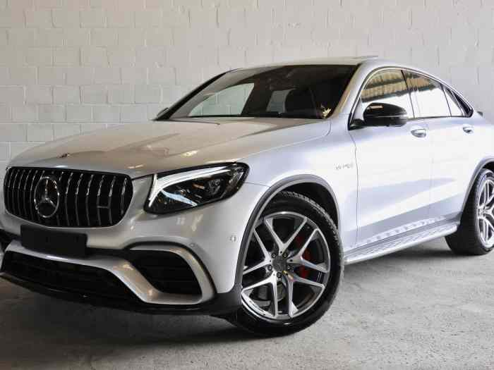 Mercedes-Benz GLC 63 AMG S Coupé 4.0 V...