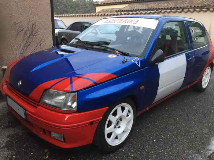 Clio Williams top grN