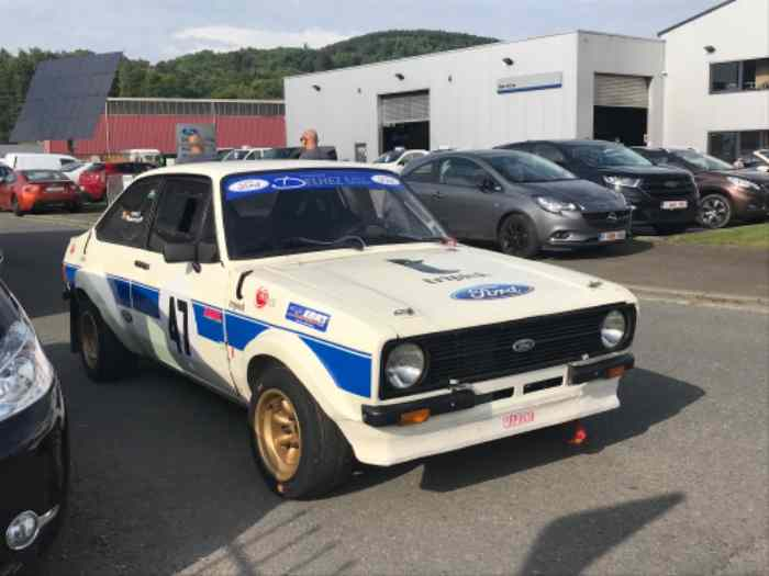 FORD ESCORT MK2 Groupe 4