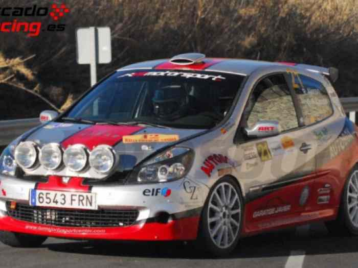 RENAULT CLIO 3 RS GR.A