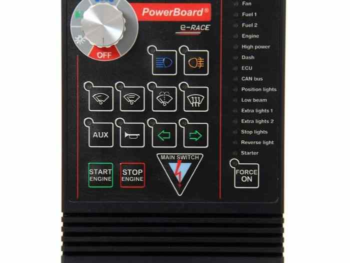 POWERBOARD E-RACE