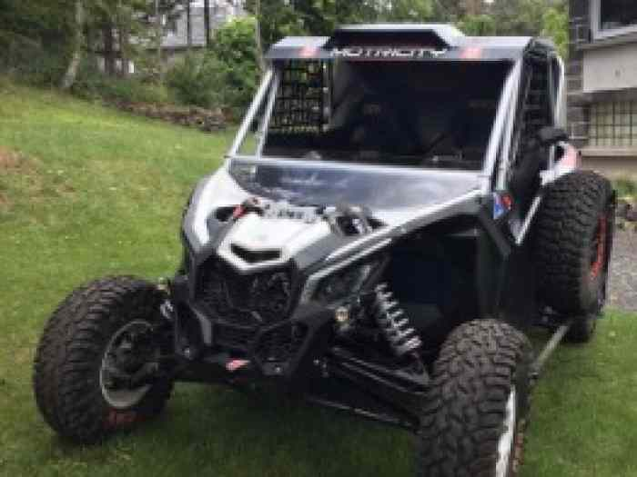 Can-Am Maverick X3 XRS Rally Raid Cour...