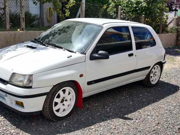 Clio Williams TOP GRN N3