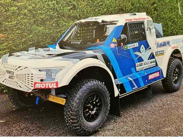 CAN AM X3 2019 Rallye Raid Homologué T...