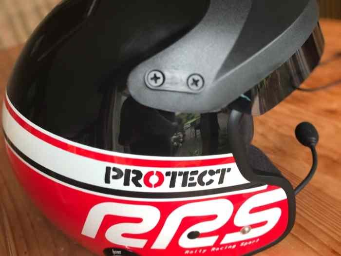 Casque RRS protect jet neuf