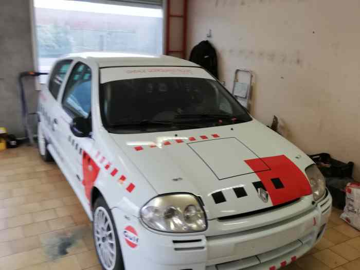 Clio 2 rs groupe n ou a7