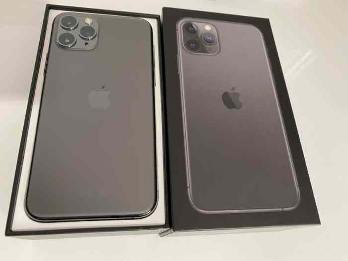 Apple iPhone 11 Pro 64GB cost 400EUR ,...