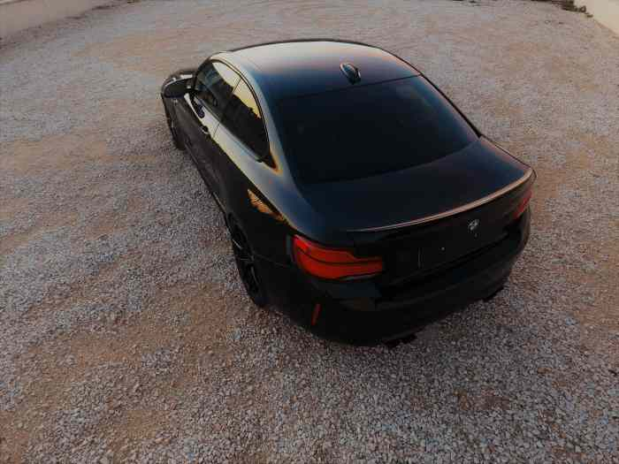BMW M2 COMPETITION FULL BLACK 6000 Kms