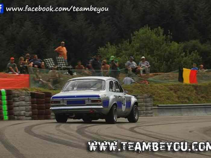 Ford Escort RS1600 Full Spec FIA - Période H1 / Classe CT24 - Groupe 2 / Classe B5 1