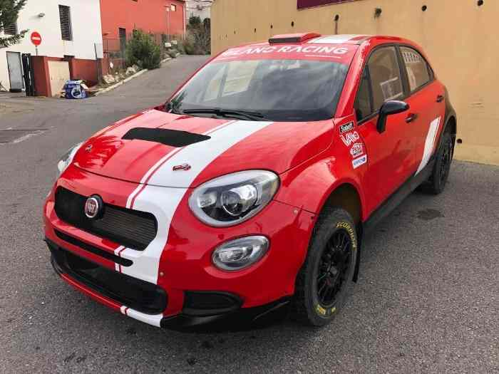 Fiat 500X R4 / Rally 2 Kit - Kit R4 Or...