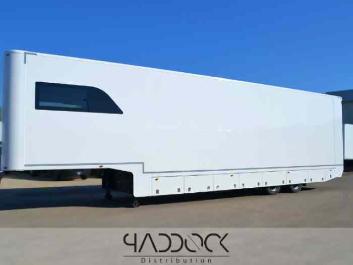 MIELE TRAILER FOR RENT BY PADDOCK DIST...