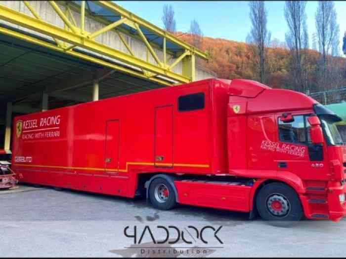 USED TRAILER ZORZI BY PADDOCK DISTRIBU...