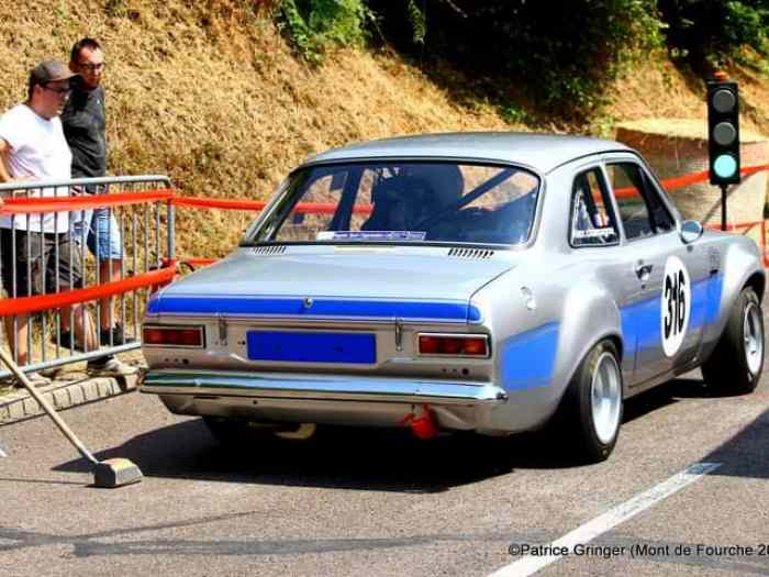Ford Escort RS1600 Full Spec FIA - Période H1 / Classe CT24 - Groupe 2 / Classe B5 4