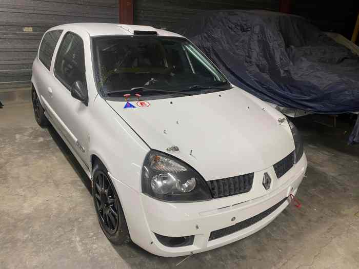 Vds Clio Rs top f2000 0