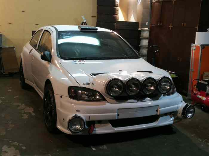 Vend Opel Astra kit car original RML