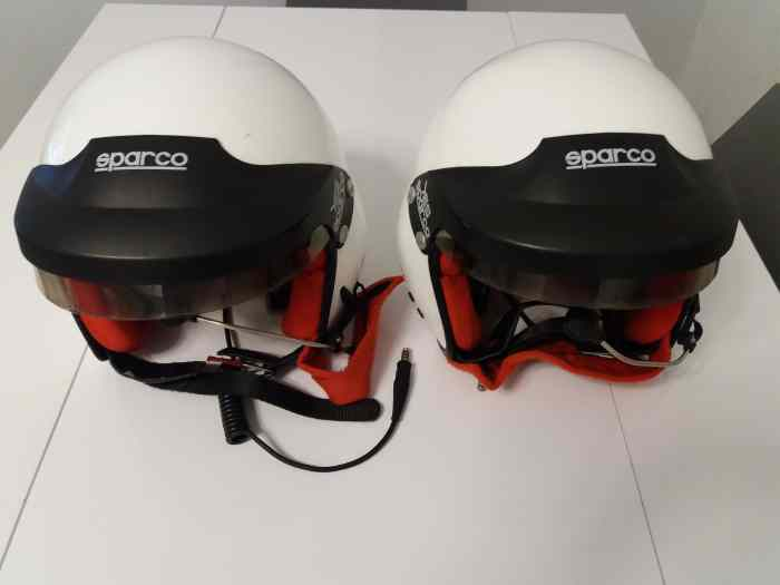 Casques Sparco Peltor