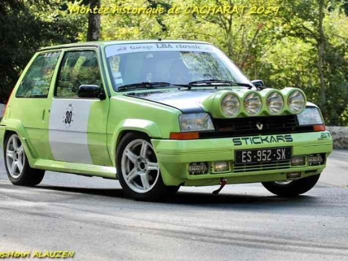 Renault R5 GT Turbo phase 1