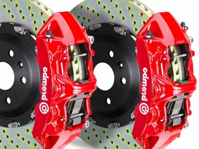 Vend Differents Kits Freinage BREMBO p...