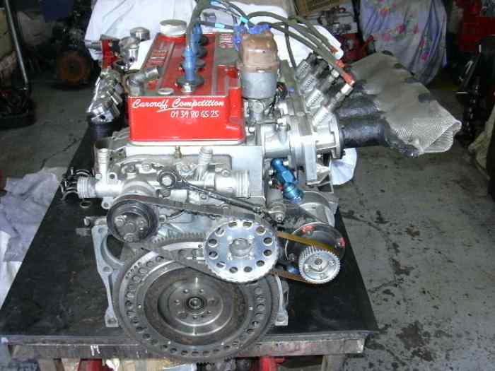 moteur alpine a110 ou scora 1860 et   neuf 190 cv